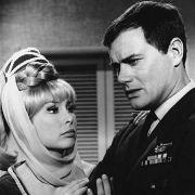 Larry Hagman als «Major Nelson» in Bezaubernde Jeannie.