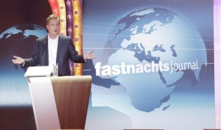 """Lars Reichow bei seinem Auftritt bei """"Mainz bleibt Mainz, wie es singt und lacht"""". (Foto)"""