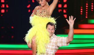 Lars Riedel und Marta Arndt bei Let's Dance (Foto)