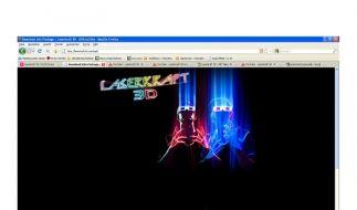 Laserkraft 3D (Foto)