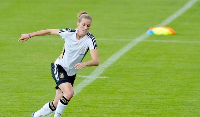 Laudehr zurück im DFB-Kader (Foto)