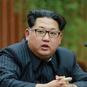 """Neue Drohung aus Pjöngjang! """"Krieg ist unausweichlich"""" (Foto)"""