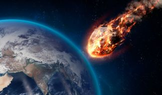 Laut Experten ist der Todes-Asteroid bereits an der Erde vorbeigeflogen. (Foto)