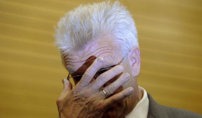Laut Experten hat sich Winfried Kretschmann trotz der Abstimmungs-Schlappe als Demokrat profiliert.  (Foto)