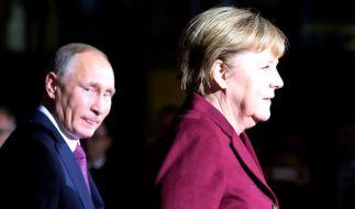 Laut Kasparow will Putin eine neue Regierungsperiode Merkels verhindern. (Foto)