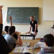 Laut einer Studie der Konrad-Adenauer-Stiftung ist der Bildungsstandard in Deutschland gesunken. (Foto)