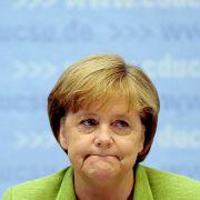 Deutsche gegen vierte Amtszeit - Ist Merkel bald Geschichte? (Foto)