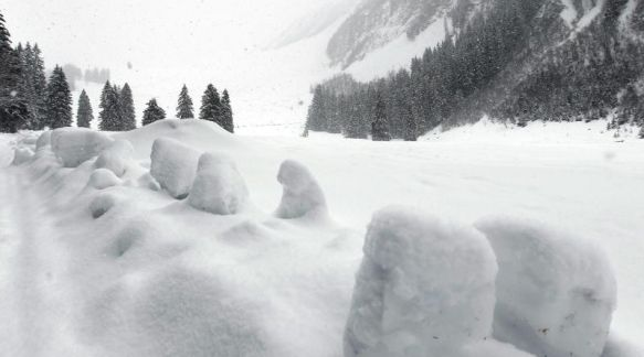 Drama in den Alpen