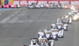Le Mans: Guter Start für Lotterer - Heidfeld rückt vor (Foto)