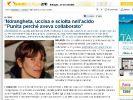 Lea Garofalo wurde von der Mafia in Säure ausgelöst. (Foto)