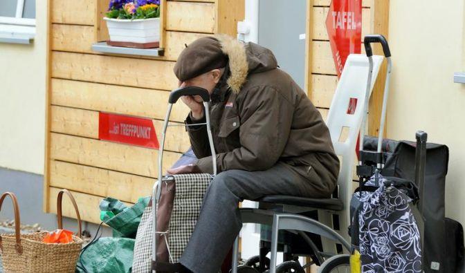 Lebenserwartung von Geringverdienern sinkt (Foto)