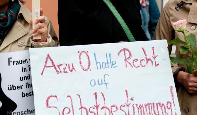Lebenslange Haft für «Ehrenmord» an Arzu Ö. (Foto)