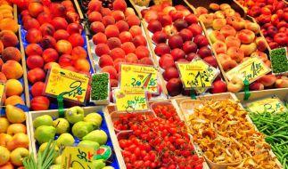 Lebensmittel werden teurer (Foto)