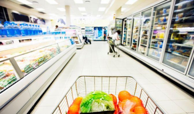 Lebensmittellüge (Foto)