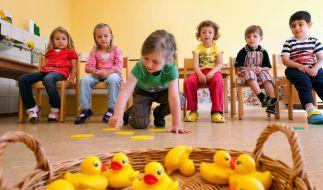 Ledige Eltern: Kita-Vertrag gemeinsam abschließen (Foto)