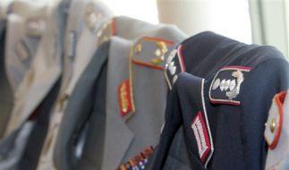 Leere Stühle im Verteidigungsministerium (Foto)
