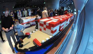Lego-Schiff (Foto)