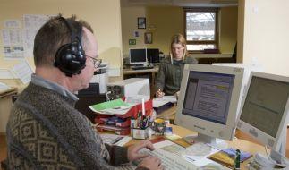 Lehrer als Blogger (Foto)