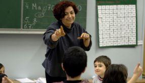 Lehrer (Foto)