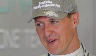 Lehrjahr für Altmeister Schumi: 2011 im Blick (Foto)