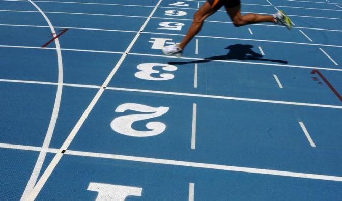 Leichtathletik-EM in Barcelona mit Show eröffnet (Foto)