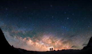Leider sind im Februar 2016 keine Sternschnuppen am Himmel sichtbar. (Foto)