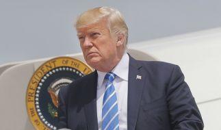 Leidet der US-Präsident möglicherweise an Demenz? (Foto)
