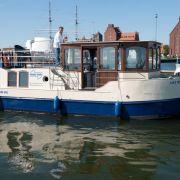 Leinen los: Auf dem Hausboot lässt es sich vortrefflich entspannen.
