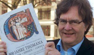 Leipzig feiert 800. Geburtstag des Thomanerchors (Foto)