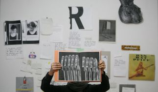 Leipziger Buchgestalter punkten mit experimentellen Buechern (Foto)