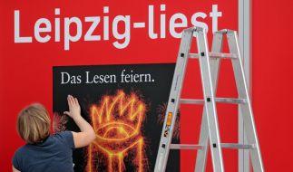 Leipziger Buchmesse beginnt mit Preisverleihung (Foto)