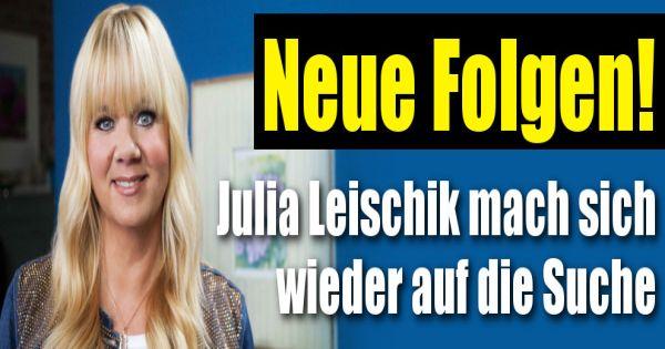 Julia Leischik Vermisst Sendung Verpasst
