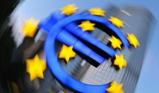 Leitzins im Euro-Raum bleibt bei 1,0 Prozent (Foto)