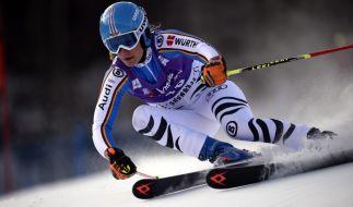 Lena Dürr hat in Flachau die Top-Ten-Plätze im Blick. (Foto)