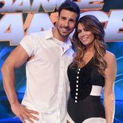 Sabia Boulahrouz und Leonard Freier tanzen wieder (Foto)