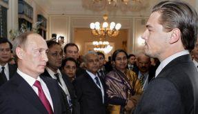 Leonardo DiCaprio beeindruckt Putin (Foto)