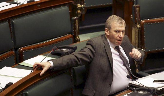 Leterme schlägt Rücktritt belgischer Regierung vor (Foto)