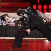 Eines ist im großen Finale von Let's Dance 2012 garantiert: Es wird eine verdammt heiße Show. Dafür werden Rebecca Mir und Massimo Sinató sicherlich sorgen.