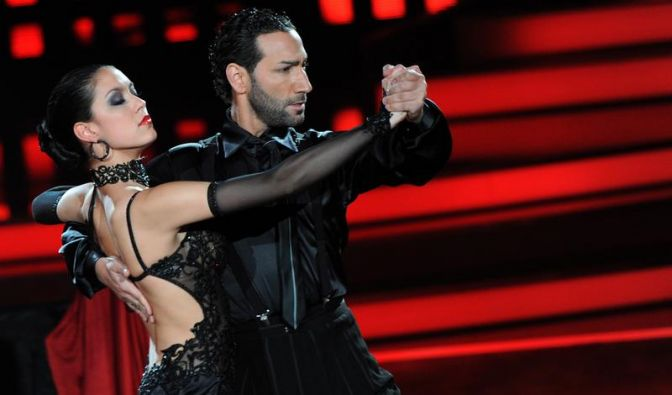 «Let's Dance»-Halbfinale oben (Foto)