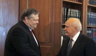 Letzte Chance für Griechenland: Hoffen auf Papoulias (Foto)