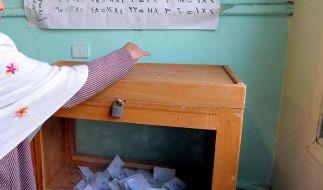 Letzte Etappe der ägyptischen Parlamentswahl (Foto)