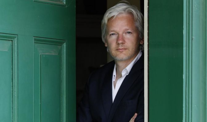 Letzter Ausweg Südamerika? Julian Assange will politisches Asyl in Ecuador. (Foto)