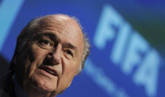 Letzter Geburtstag als FIFA-Boss? Blatter wird 75 (Foto)