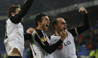 Letzter Gruppenspieltag in der Europa League (Foto)