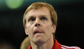 Letzter WM-Härtetest der deutschen Handballer (Foto)