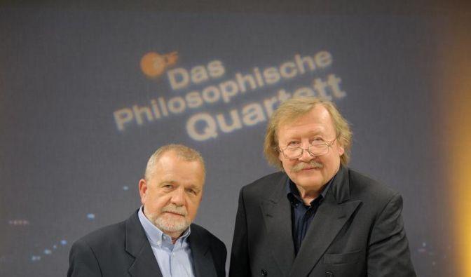 Letztes «Philosophisches Quartett» im ZDF (Foto)