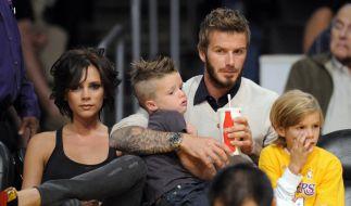 Leute-News: David und Victoria Beckham (Foto)