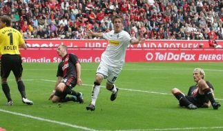 Leverkusen vs. Gladbach (Foto)