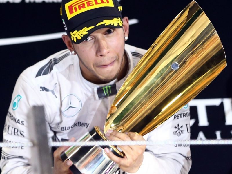Formel 1-Finale 2014 in Abu Dhabi