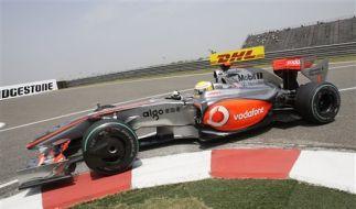 Lewis Hamilton ist eine der Hauptpersonen der Affäre. (Foto)